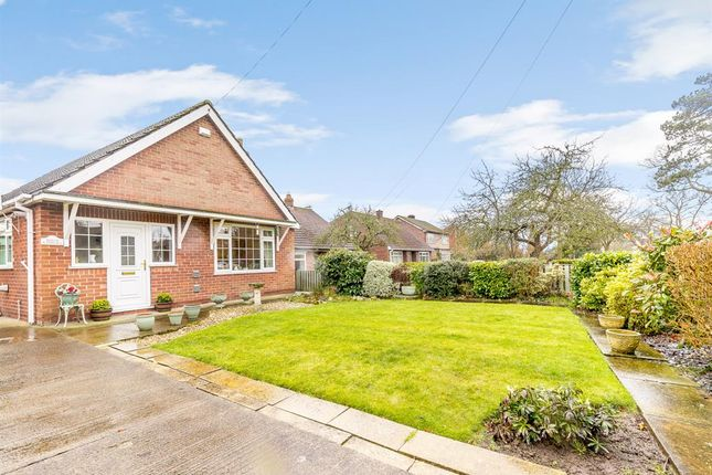 Detached bungalow for sale in Main Street, Linton On Ouse, York