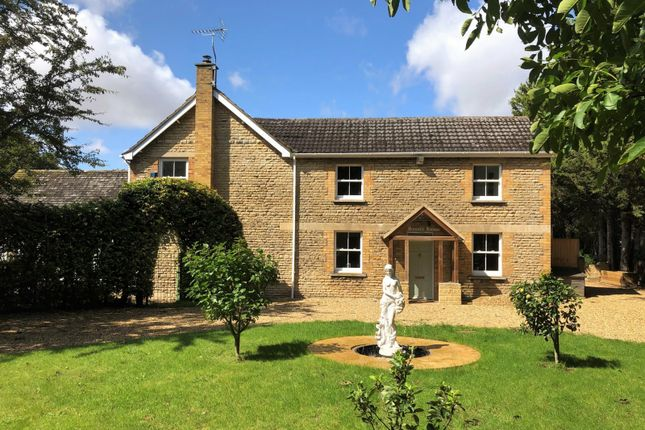 Thumbnail Detached house for sale in Tinwell, Stamford, Lincolnshire