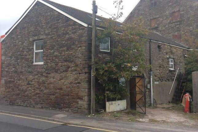 Thumbnail Parking/garage for sale in Copperworks Road, Llanelli