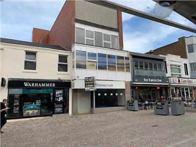 Thumbnail Retail premises to let in 10, Birley Street, Blackpool, Lancashire