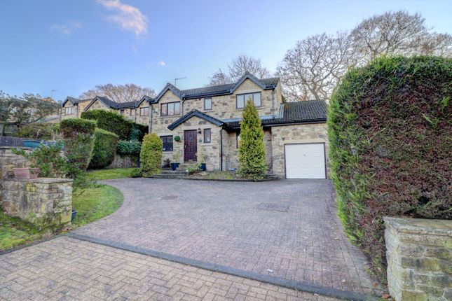 4 bed detached house for sale in Goodwood Close, Shotley Bridge, Consett DH8