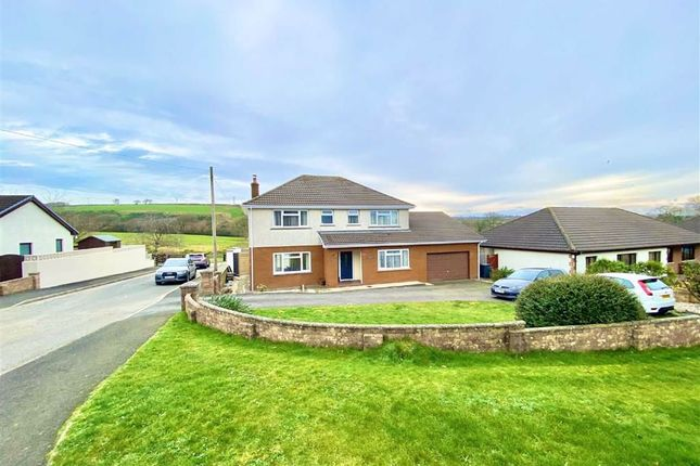 4 bed detached house for sale in Gwbert Road, Cardigan, Ceredigion SA43