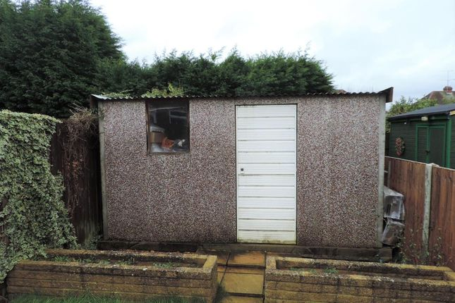 Double Garage of Anchorway Road, Coventry CV3