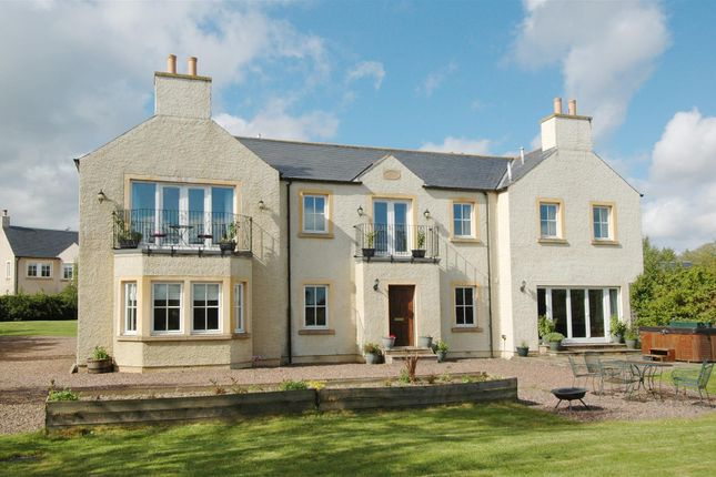 Thumbnail Detached house for sale in Houndslow Road, Westruther, Gordon