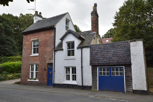 Thumbnail Detached house for sale in Alfreton Road, Coxbench, Derby