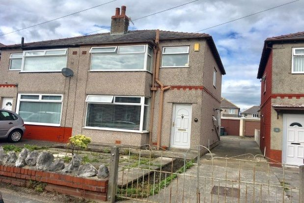 Thumbnail Property to rent in Lambert Road, Lancaster