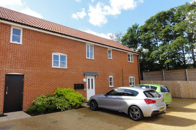 Thumbnail Flat to rent in East Close, Bury St. Edmunds