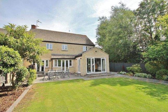 Thumbnail End terrace house for sale in Millers Mews, Witney