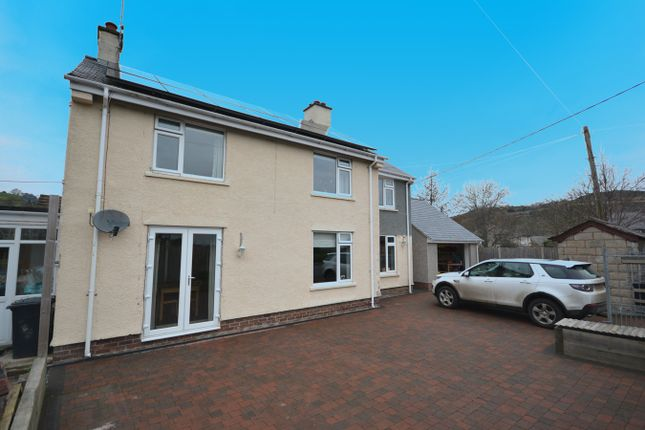 Thumbnail Detached house for sale in Denbigh Road, Llanfair Th