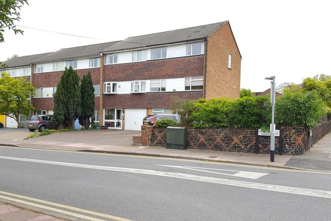 Thumbnail Town house for sale in Birchwood Avenue, Sidcup