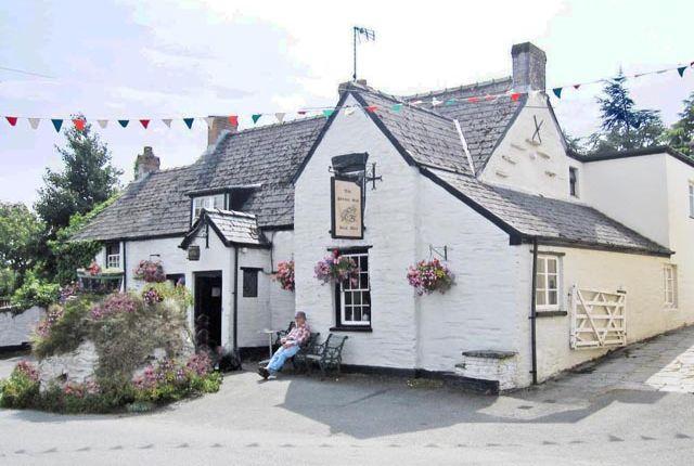 Thumbnail Pub/bar for sale in Cilgerran, Ceredigion