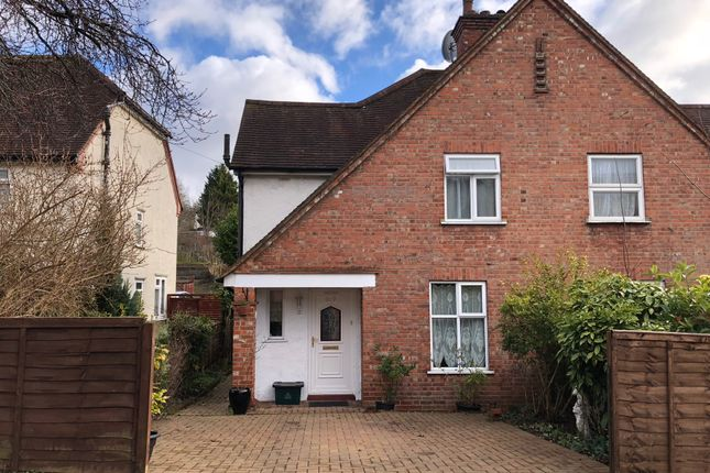 3 bed semi-detached house for sale in Bowerdean Road, High Wycombe