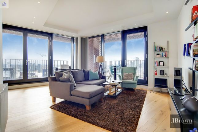 Thumbnail Flat for sale in Modena House, 19 Lyell Street, London