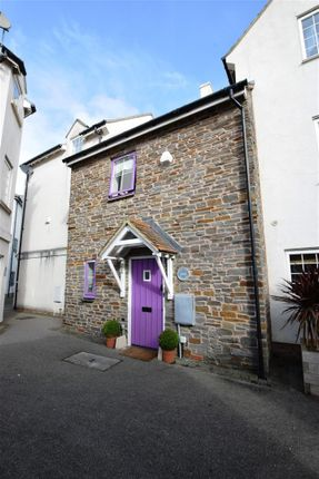 Thumbnail Terraced house for sale in Eastcliff, Portishead, Bristol