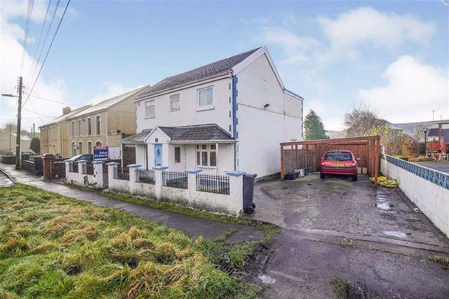 3 bed detached house for sale in Twynrefail Place, Gwaun Cae Gurwen, Ammanford SA18