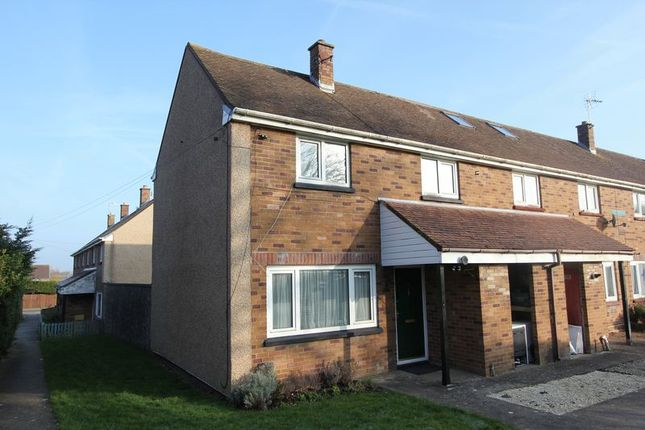 Thumbnail Semi-detached house for sale in Yew Tree Grove, St. Athan, Barry