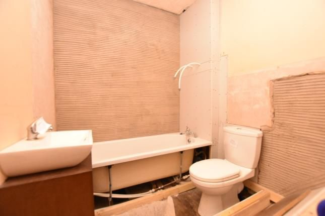 Bathroom of John Street, Church, Accrington, Lancashire BB5