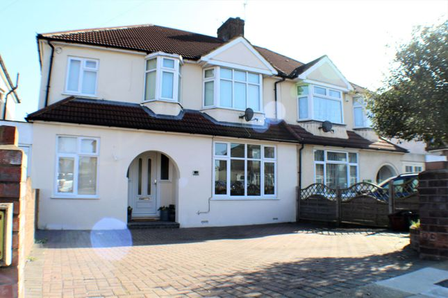 Thumbnail Semi-detached house for sale in Westwood Lane, Welling