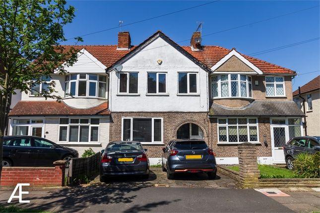 Thumbnail Terraced house for sale in Oakdene Avenue, Chislehurst, Kent
