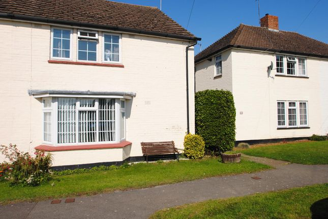 Thumbnail Semi-detached house for sale in St Michaels Avenue, Bishops Cleeve