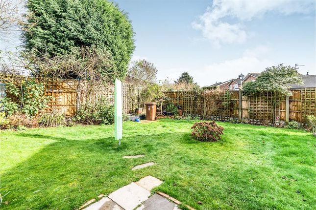 Rear Garden of Worthington Road, Fradley, Lichfield WS13