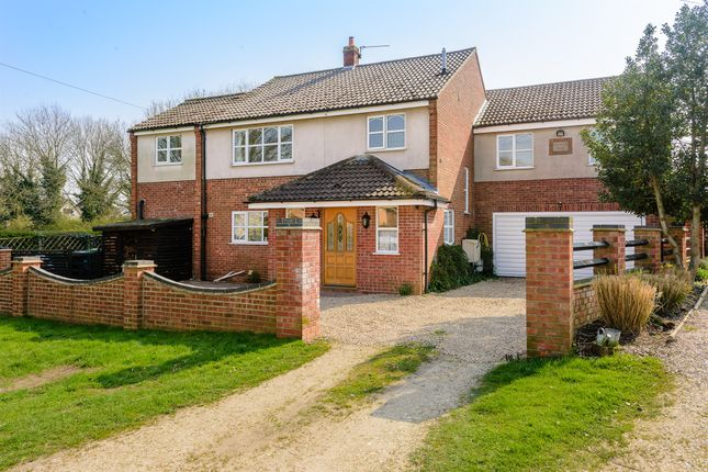 Thumbnail Detached house for sale in The Street, Runham, Great Yarmouth