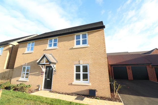 Thumbnail Detached house for sale in Blackberry Close, Higham Ferrers, Rushden