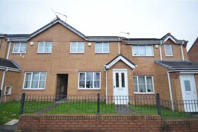 Thumbnail Semi-detached house to rent in Stonefield Drive, Cheetwood, Manchester, Greater Manchester