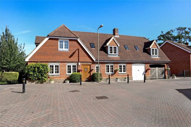 Thumbnail Detached house for sale in Creswell, Hook, Hampshire
