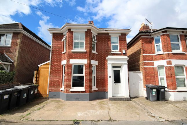 Thumbnail Detached house for sale in Wolverton Road, Bournemouth