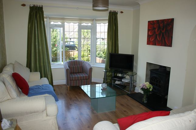 Lounge of Castleross Road, Pevensey Bay BN24