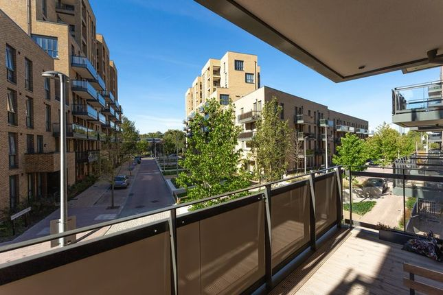 Thumbnail Flat for sale in Geoff Cade Way, Bow, London