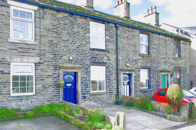 Thumbnail Terraced house for sale in Cow Lane, Bollington, Macclesfield, Cheshire