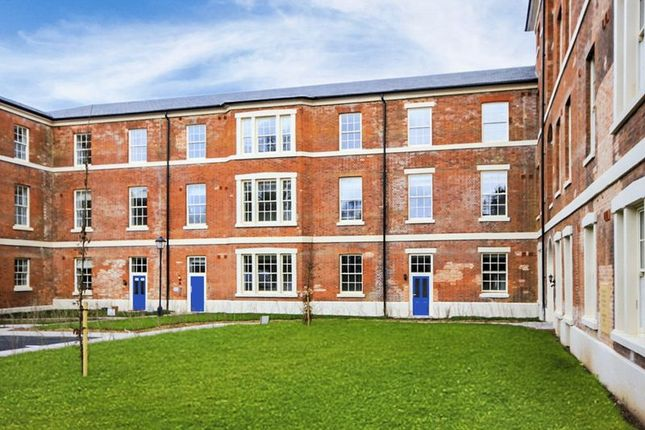 Thumbnail Flat for sale in St. Georges Mansions, Stafford