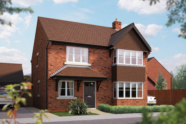 "Thumbnail Detached house for sale in ""The Canterbury"" at Edwalton, Nottinghamshire, Edwalton"