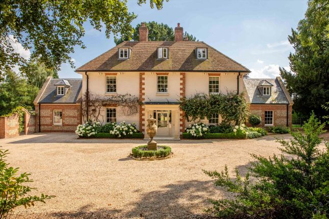 5 bed detached house for sale in Newbury Hill, Penton Mewsey, Andover, Hampshire SP11