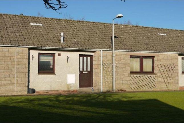 Thumbnail Terraced bungalow for sale in Mid Row, Lunanhead, Forfar, Angus