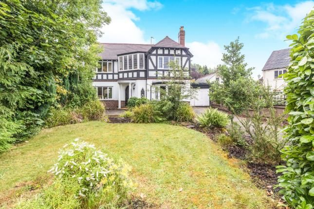 Thumbnail Detached house for sale in Newton Road, Great Barr, Birmingham, West Midlands