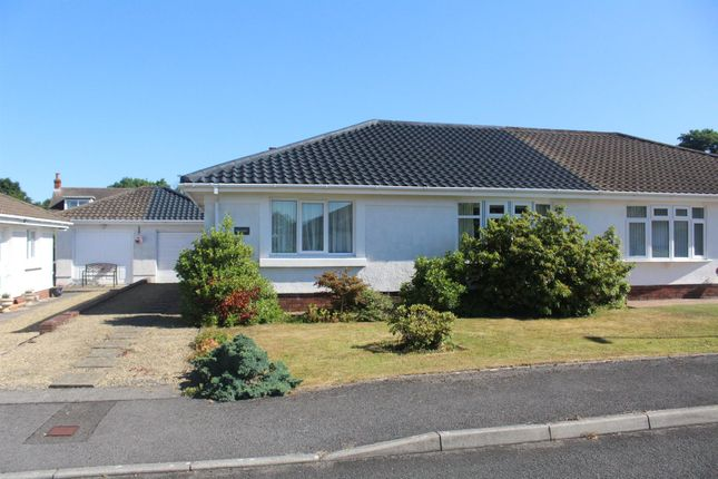 Thumbnail Semi-detached bungalow to rent in Heol Ceirios, Llandybie, Ammanford