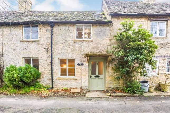 2 bed terraced house for sale in Wraggs Row, Stow On The Wold, Cheltenham, Gloucestershire GL54