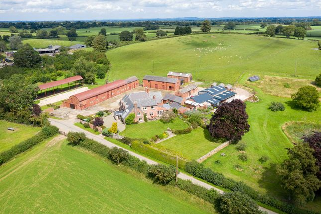 Thumbnail Detached house for sale in New Marton, St. Martins, Oswestry, Shropshire