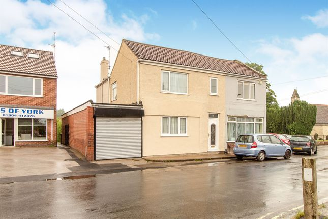 Thumbnail Semi-detached house for sale in Osbaldwick Lane, York