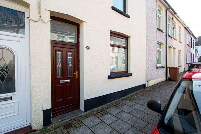 2 bed terraced house for sale in Donald Street, Nelson, Treharris CF46