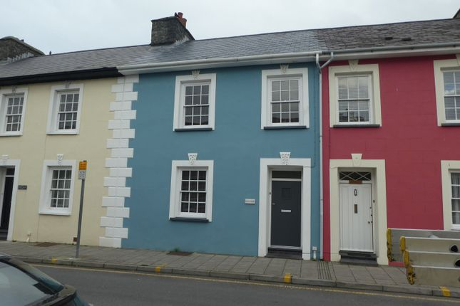 Thumbnail Town house for sale in 22 Tabernacle Street, Aberaeron