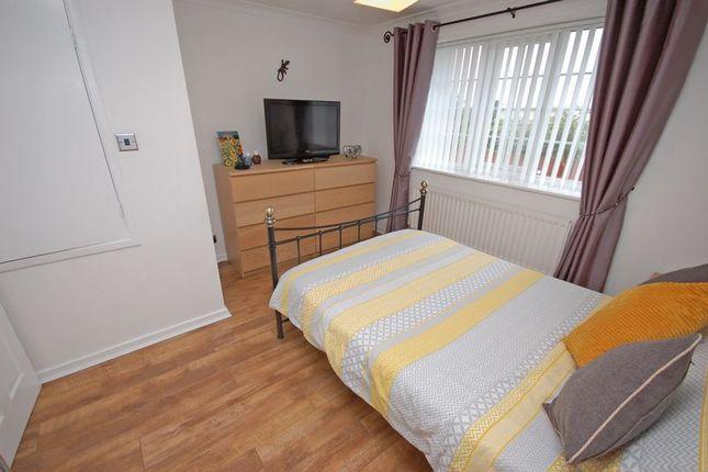 Bedroom 1 of Regents Court, West Moor, Newcastle Upon Tyne NE12
