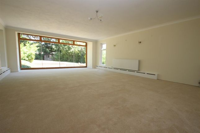 Thumbnail Detached bungalow to rent in Stanmore Hill, Stanmore