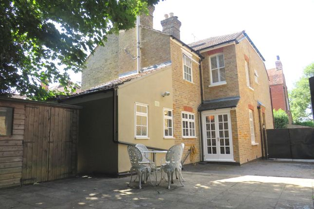 Thumbnail Semi-detached house for sale in Weald Road, Brentwood