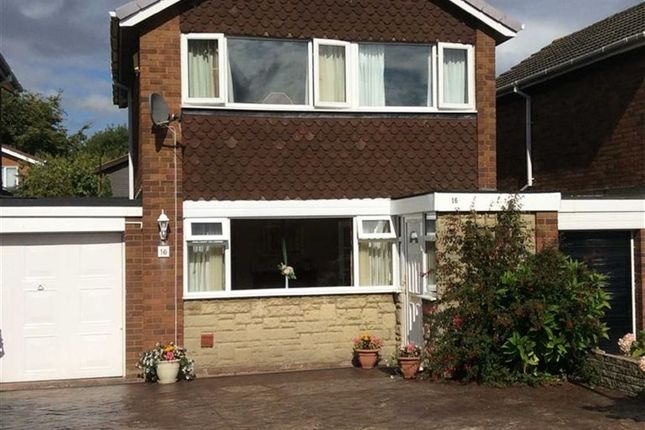 Thumbnail Detached house for sale in Reeves Gardens, Codsall, Wolverhampton, South Staffordshire