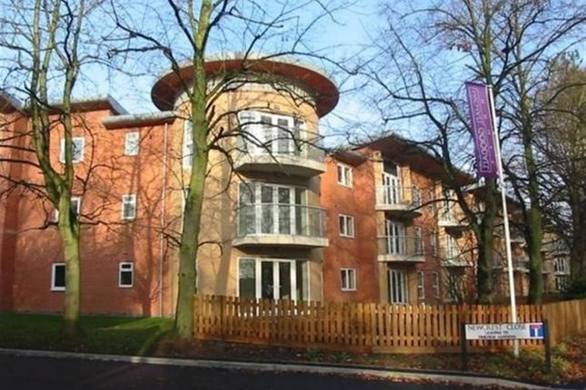 Thumbnail Flat to rent in 17 Pineview Gardens, Littleover, Derby