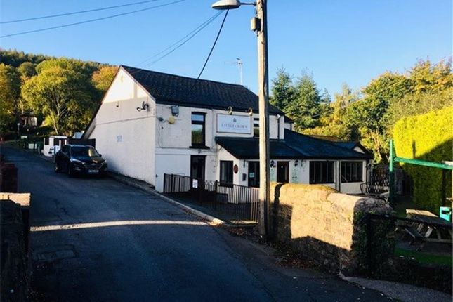 Thumbnail Pub/bar for sale in Little Crown Inn, Elled Road, Wainfelin, Pontypool, Torfaen